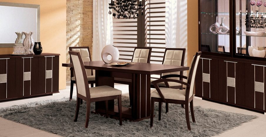 Consejos para modernizar un comedor - Como decorar un mueble de comedor ...