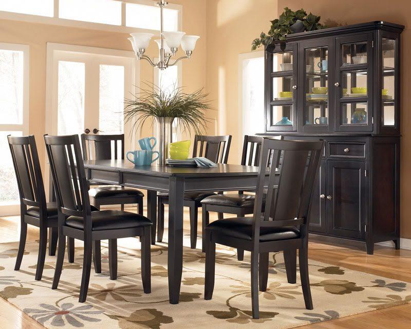 Galer a de im genes mesas de comedor Should living room furniture match dining room furniture